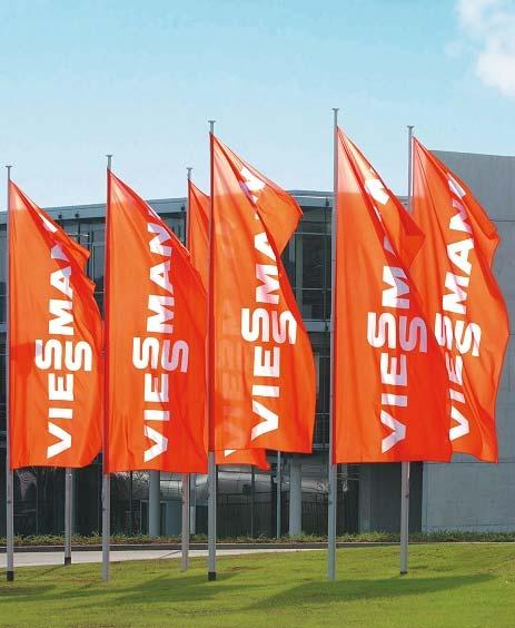 Viessmann Werke Founded: 1917 Headquarters: Allendorf (Eder) GER Products: Comprehensive product range heating- and climatetechnology