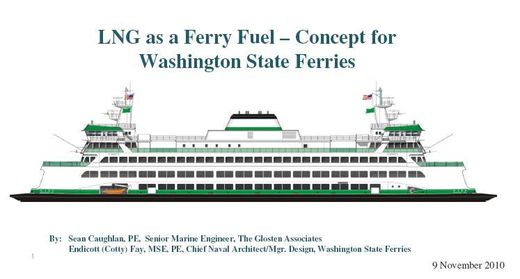 LNG Fueled