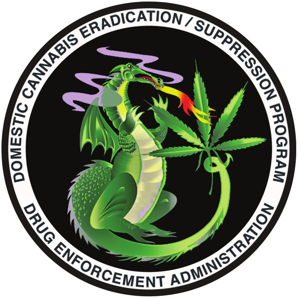 THE 2016 DOMESTIC MARIJUANA ERADICATION PROGRAM ANNUAL REPORT IS PRODUCED BY: OFFICE