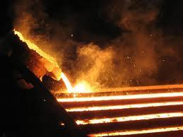 Solidification / casting of liquid steel Channel Ingot /Pencil Ingots Most of the local producers solidify their molten steel