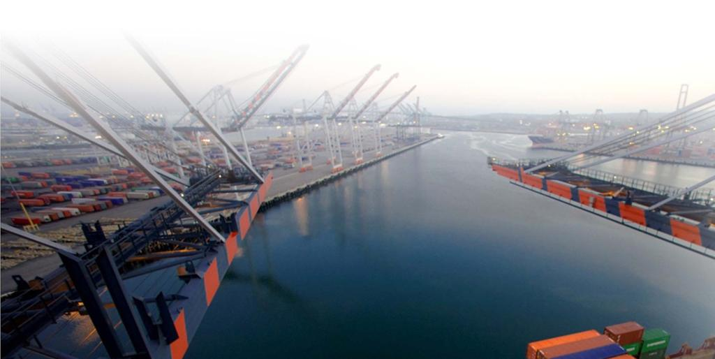 Port of Los Angeles Investments