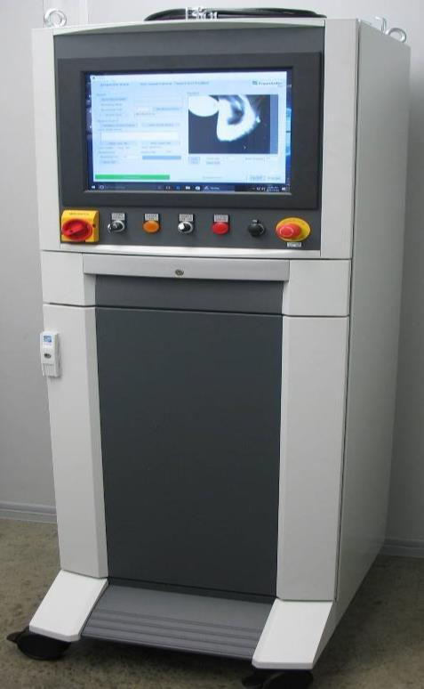 integrated in existing laser welding setup Defect detection operator