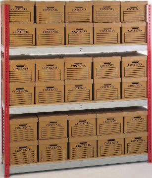 requirements. l Boxes are: 266 h x 36 w x 44mm deep with internal dimensions of 24 h x 330 w x 407mm deep.