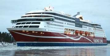 IWW tanker (2011) Largest LNG fuelled vessel to date Viking Grace (2013)