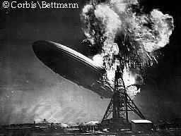 Hindenburg explosion Hydrogen safety facts Escapes easier than