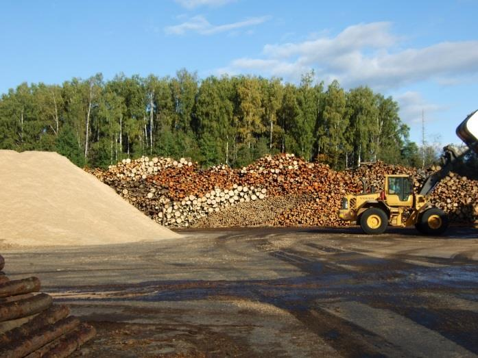 Feedstock Availability - Global Global forestry and sawmill residues huge potential estimates but depends on the demands and requirements of several industries, the promotion of particular uses by