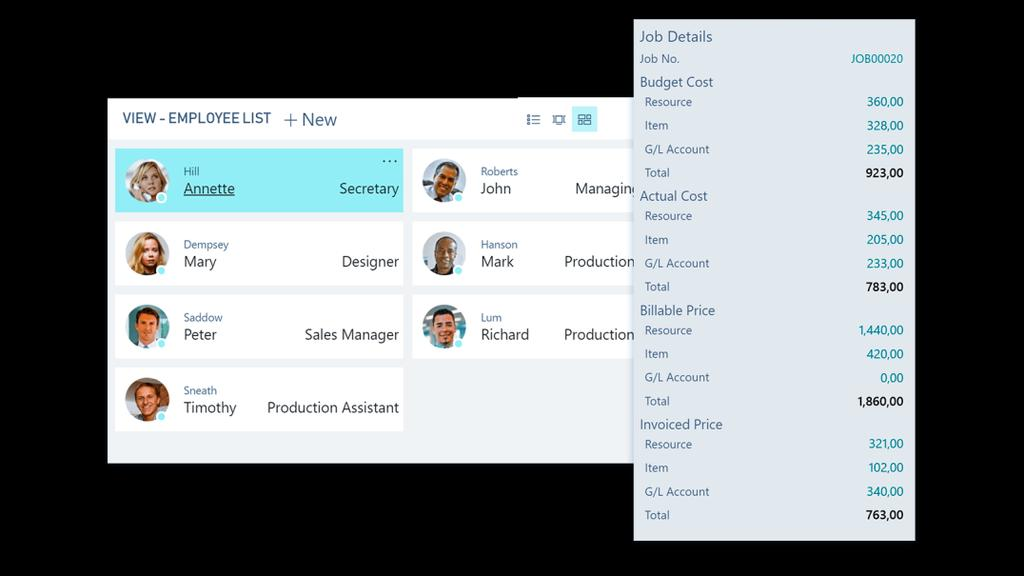 Key Capabilities Keep projects on time and under budget : manage budgets and monitor progress of your projects with realtime data on available resources.