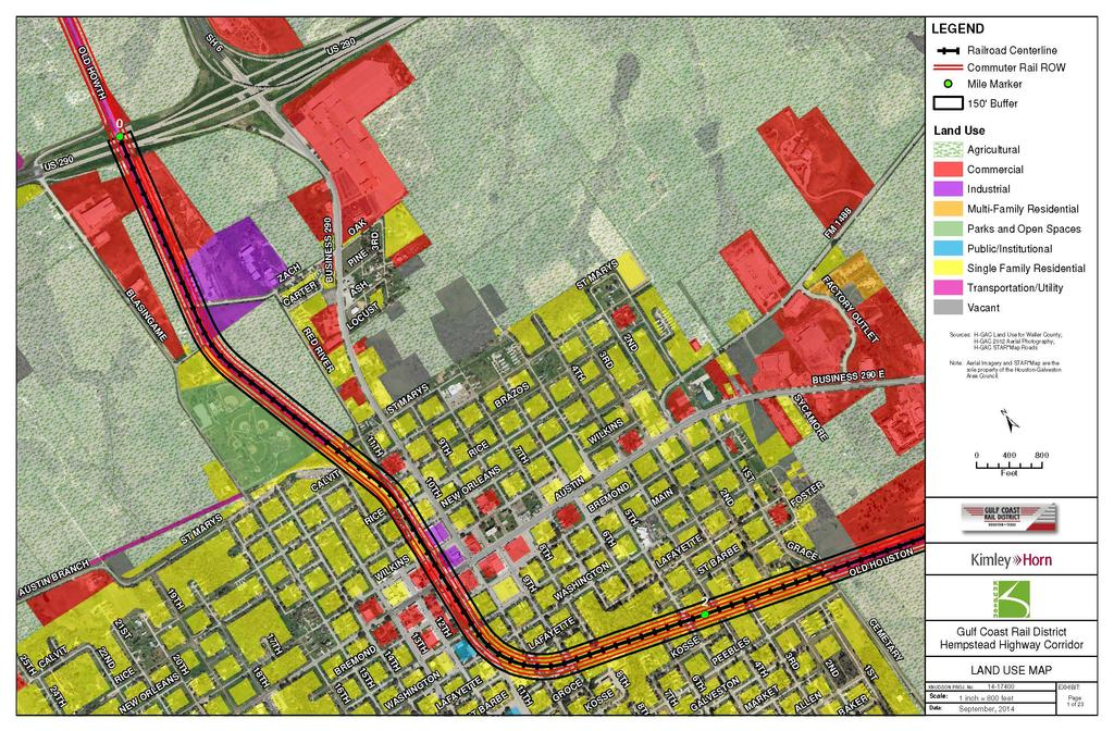 Chapter 3 Hempstead Corridor Studies Figure