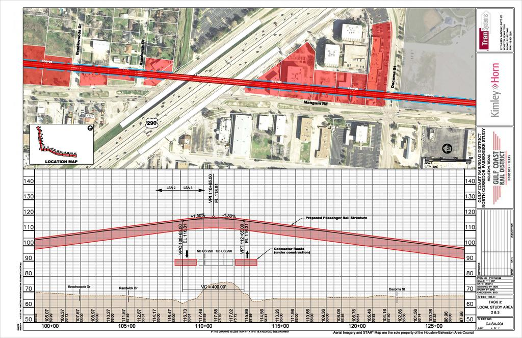 Chapter 6 CBD Access Corridor Studies Figure 6.
