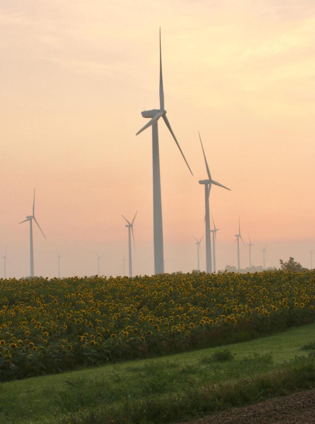 North Dakota Native Wildlife Resources: Guidelines for Reducing Impacts from Wind
