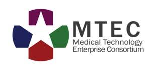18 08 Open Concepts Request For Project Information Request for Project Information (RPI) MTEC 18 08 Open Concepts October 1, 2018 Background: The Medical Technology Enterprise Consortium s (MTEC)
