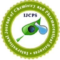 International Journal of Chemistry and Pharmaceutical Sciences Journal Home Page:www.pharmaresearchlibrary.