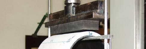 tests. These tests are carried out on testing machines for vertex pressure (Fig. 8.