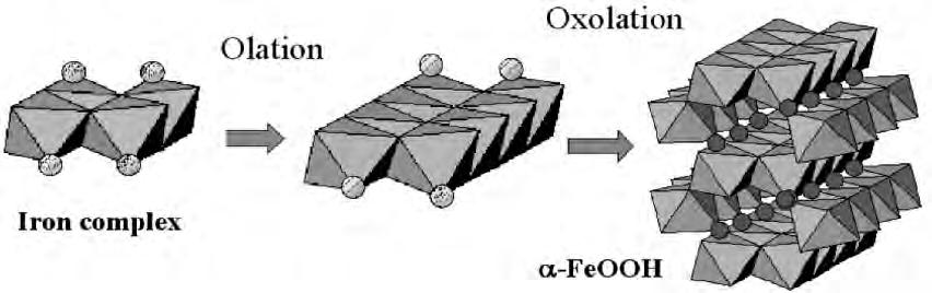 6 Corrosion Mechanism of Iron from an X-ray Structural Viewpoint 127 Fig. 6.20.