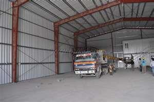 Steel frame with