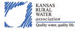 This issue of The Clarifier is published by the Kansas Rural Water Association and is provided to water and wastewater utilities, associate members, agencies and other friends. Have a comment?