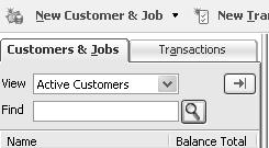 Use the Customer Name box to give the customer a name that you will recognize when recording transactions making sure to: Correctly spell their name Put last name first unless you want to identify