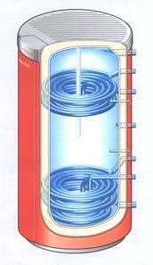 The drawback is an additional cost for heat exchanger and especially the maintenance problems (cleaning). Figure 4.