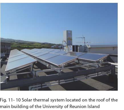 7.2 Custom-made systems Custom-made cooling systems consist of components manufactured by different companies (e.g. solar collectors, thermally driven chiller, control, hydraulic components).