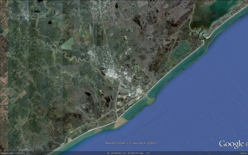 Dow, Freeport, TX Stratton Ridge Largest Undeveloped Parcel Brazoria National Wildlife