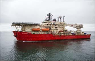 Technip) Heavy lift Vessel