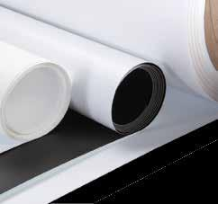 Conformable and flexible film is easy to laminate and features a low shrinkage rate. It provides a durable bond with both glass and backsheet.