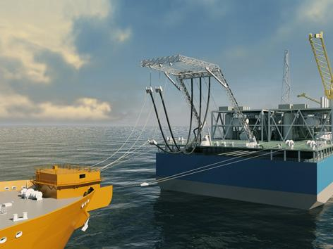 Our range of products allows our customers to implement complete fluid transfer systems topside and subsea.