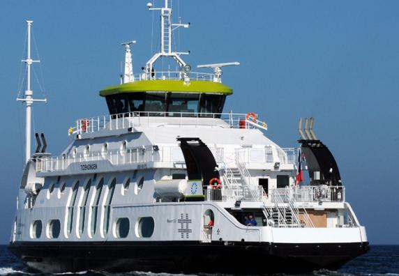3 x LNG Fuelled Ferries for Oslo Norway