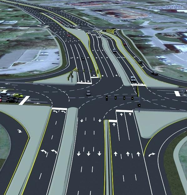 Upcoming Projects Military Highway Estimated Cost: $113 million Status: Partially funded in the FY13 Six Year Improvement Plan (Preliminary Engineering Phase funding only) About the Project: The