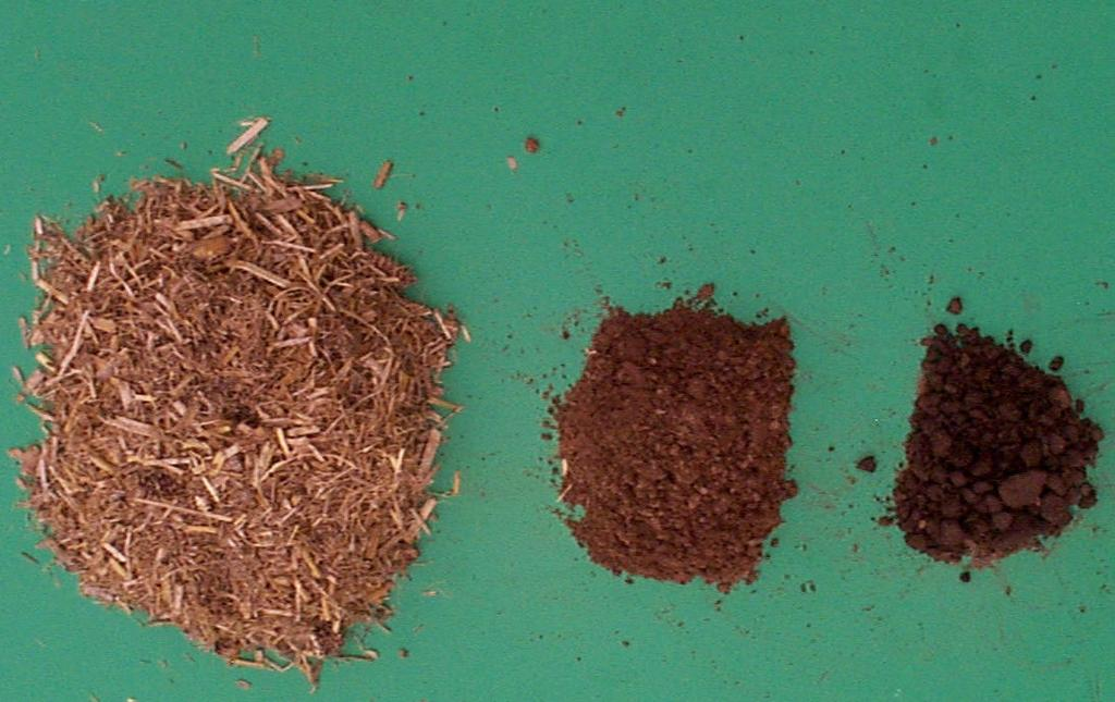 Conversion of Biomass 100 g raw solids (dry) feedstock 60 g pretreated