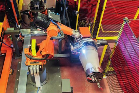Superalloys Tailor Made Robotic Laser Cutting & Robotic