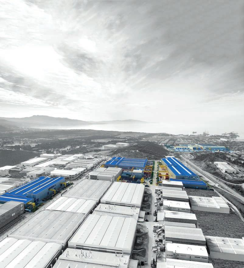 ÇİMTAŞ GROUP COMPANIES To deliver advanced technology metal and alloy metal products with the
