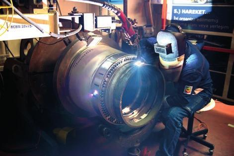& Automated Welding - GTAW,