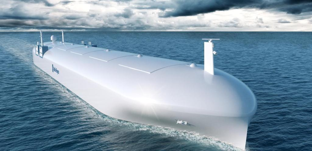 Unmanned Remote Controlled Ships Making
