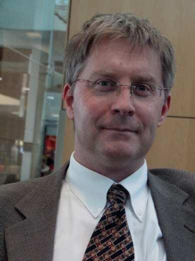 [ Ross McKitrick, Professor in the Department of Economics at the University of Guelph,