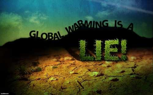 GLOBAL WARMING IS NONSENSE The idea that humans are causing global warming is little more than N O N S E N S E.