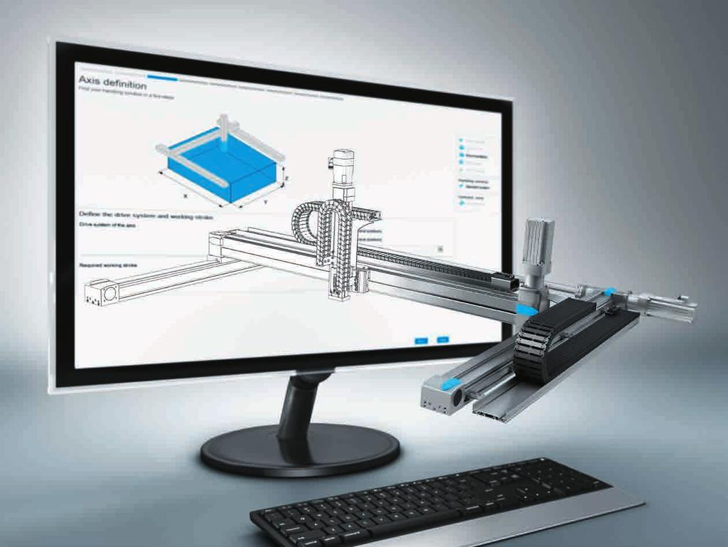 Why is it worthwhile to use Cartesian robots? The answer is simple: Cartesian robots from Festo offer many benefits. They are always exactly right for the task and are never oversized.