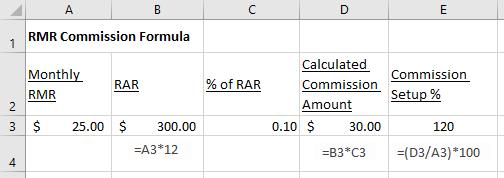 Est to Gross Commission Type This method will calculate an initial commission based on the Install Charges of a job using the percentage of the estimated profit of the Job.