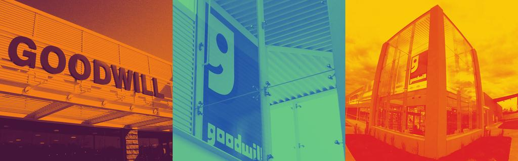 EXECUTIVE SUMMARY Since 1933, Goodwill Industries, Inc.