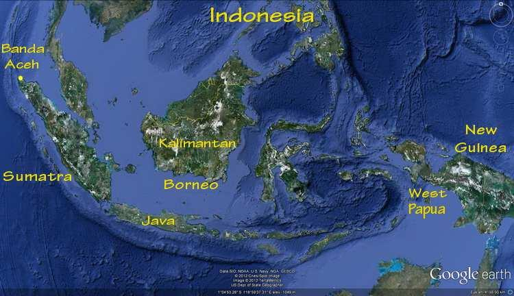 1. Introduction Indonesia is a archipelagic country comprising of 17,000 islands stretched over 5200 km