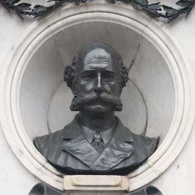 Sir Joseph Bazalgette (1819 1891) As Chief Engineer of London s Metropolitan Board of Works his major achievement was the creation of a sewer network for central London.