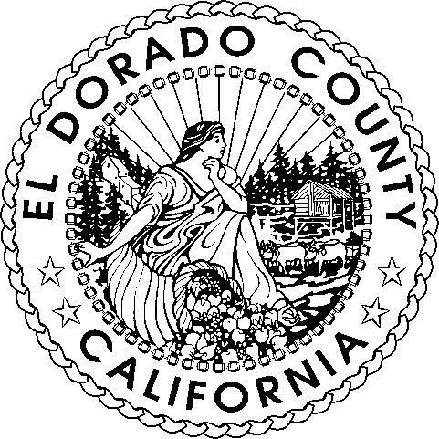EL DORADO COUNTY GENERAL PLAN PUBLIC SERVICES AND UTILITIES ELEMENT PRINCIPLE The Plan must identify the types of governmental services which are necessary to meet residents needs and provide a