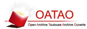Open Archive Toulouse Archive Ouverte (OATAO) OATAO is an open access repository that collects the work of Toulouse researchers and makes it freely available over the web where possible.