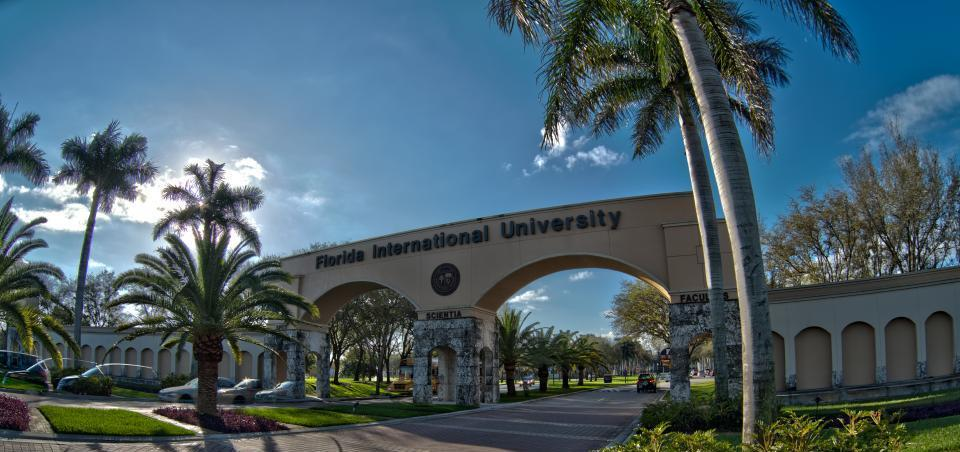 Florida International University (FIU) FIU at a glance: Founded in 1972 in Miami, FL 47,000 students Three