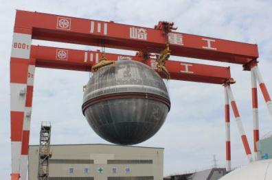LNG Cargo Containment Systems (CCS) BV active in all technologies of LNG containment