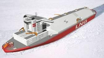 A new ERA in the LNG transportation From traditional LNG (A to B concept) to