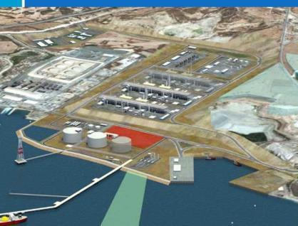 LNG BUNKERING INFRASTRUCTURE PORT STORAGE FACILITIES For Piraeus port, no dedicated port