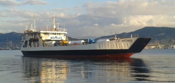 LNG BUNKER VESSELS AND FEEDERS Hull strengthening LNG systems