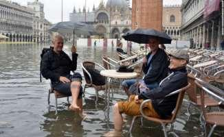 "Since Venice already is at sea level, this has led to flooding events called acqua alta (""high"