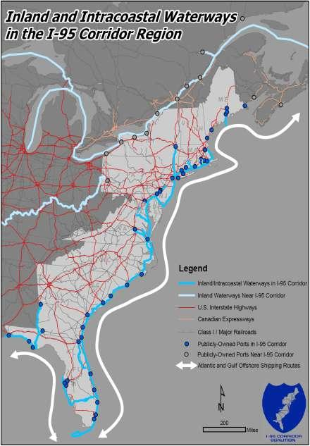 Marine Transportation System in